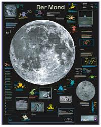 "Grossposter ""Der Mond"""