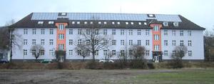Solarstromanlage GoeTec-Gebäude