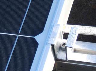 Solarmodule Sharp